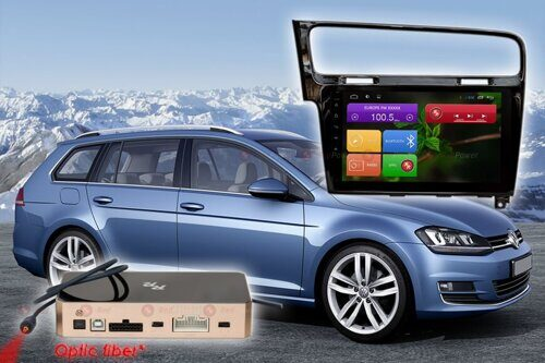 Штатная магнитола Redpower 31006 R IPS DSP ANDROID 7 Volkswagen Golf 7