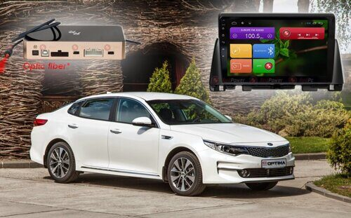 Штатная магнитола Redpower 31097 R IPS DSP ANDROID 7 KIA Optima