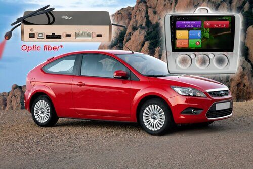 Штатная магнитола Redpower 31137 R IPS DSP ANDROID  Ford Focus