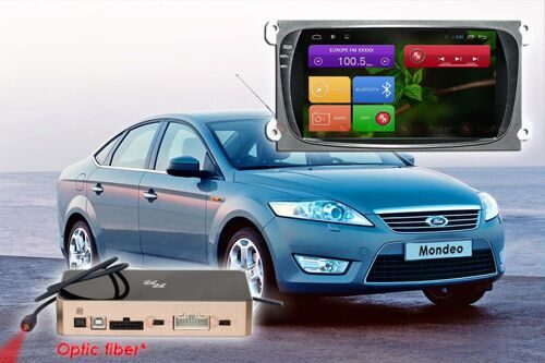 Штатная магнитола Redpower 31003 IPS DSP ANDROID 7 Ford Focus 2