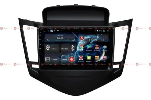 Штатная магнитола для Chevrolet Cruze RedPower 51045 R IPS DSP ANDROID 8+