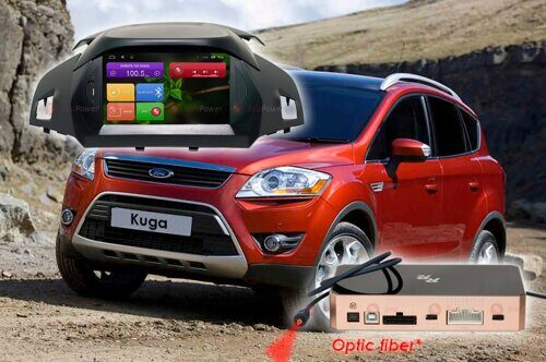 Штатная магнитола Redpower 31151 IPS DSP Ford Kuga 2  ANDROID 7