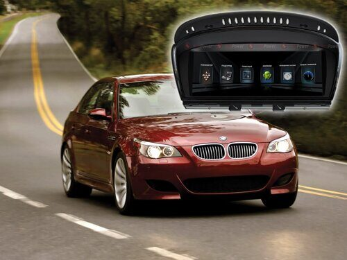 Штатная магнитола Redpower 31087 IPS BMW 5 серии E60 (05-09); BMW 3 серии E90-E93 (05-09)
