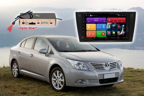 Автомагнитола для Toyota Avensis RedPower 51187 R IPS DSP ANDROID 8+