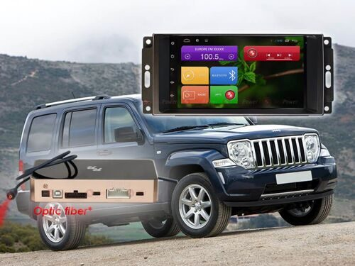 Штатная магнитола Redpower 31216 ANDROID 7 Jeep Dodge Chrysler