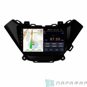Штатная магнитола Parafar для Chevrolet Malibu (Uv Black) на Android 8.1.0 (PF021LTX)