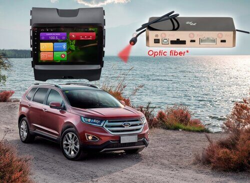 Штатная магнитола Redpower 31138 R IPS DSP ANDROID 7 Ford Edge
