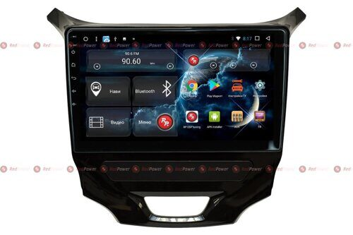 Штатная магнитола для Chevrolet Cruze 2015+ RedPower 51152 R IPS DSP ANDROID 8+
