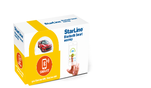 StarLine Bluetooth Smart Мастер 6