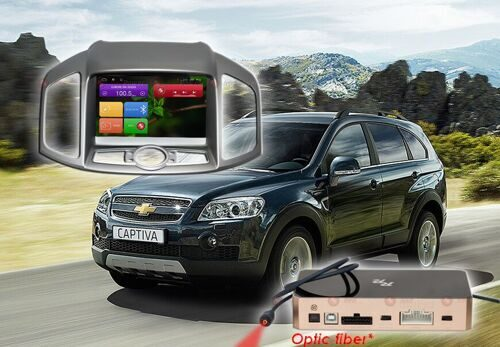 Штатная магнитола Redpower 31109 IPS DSP Chevrolet Captiva 2012+