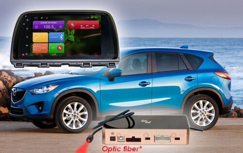 Штатная магнитола Redpower 31112 IPS DSP Mazda CX-5 2011-2014 ANDROID 7