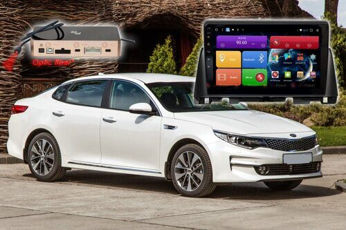 Автомагнитола для KIA Optima RedPower 51097 R IPS DSP ANDROID 8+