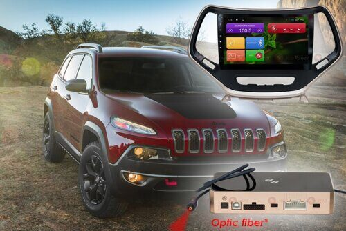 Штатная магнитола Redpower 31215 R IPS DSP ANDROID 7 Jeep Cherokee