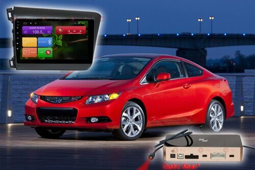Штатная магнитола Redpower 31132 R IPS DSP ANDROID  Honda Civic