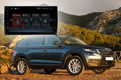 Магнитола Skoda Kodiaq Redpower 30405 IPS ANDROID 9