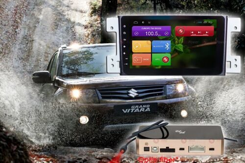 Штатная магнитола Redpower 31053 IPS DSP ANDROID 7 Suzuki Grand Vitara