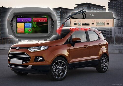 Штатная магнитола RedPower 31250 IPS DSP DVD Ford Ecosport ANDROID