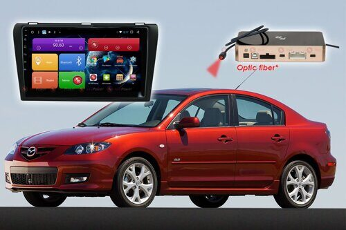 Автомагнитола для Mazda 3 (2006-2009 гг.) RedPower 51013 R IPS DSP ANDROID 8+