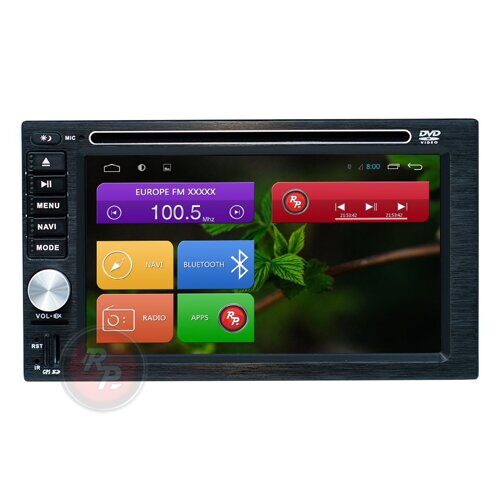 Автомагнитола Redpower 31001 DVD 2din ANDROID 7