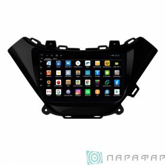 Штатная магнитола Parafar для Chevrolet Malibu (Uv Black) на Android 8.1.0 (PF021XHD)
